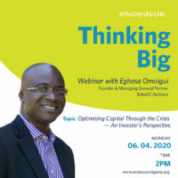 Thinking Big with Eghosa Omoigui.