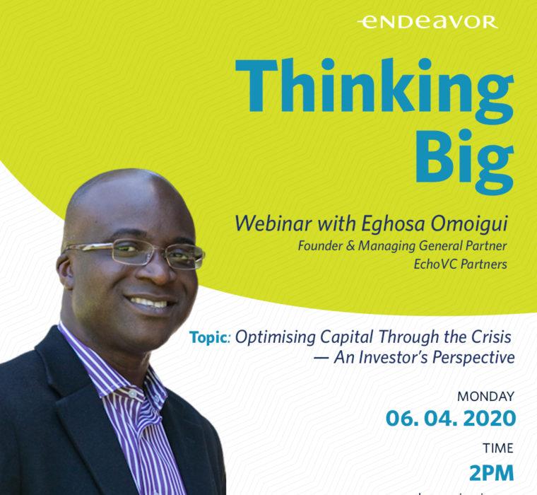 Thinking Big with Eghosa Omoigui.